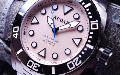 Audaz 最新Sea Armour系列