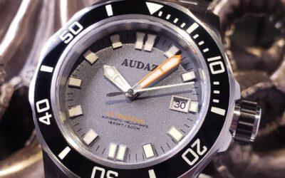 AUDAZ 八爪魚 深潛500米 深潛系列