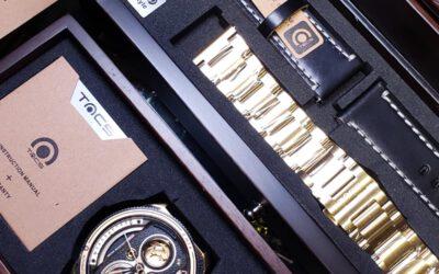Tacs 雙鏡頭黑金木盒套裝版