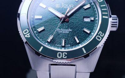 法國品牌LE JOUR – Coral Diver