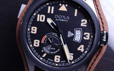 DOXA PILOT自動機械錶